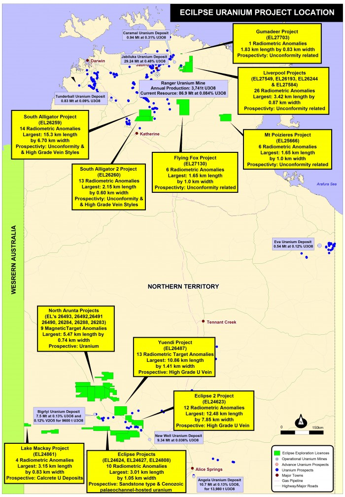 3rd Version EPM NT Project Location Map for ASX Announcement