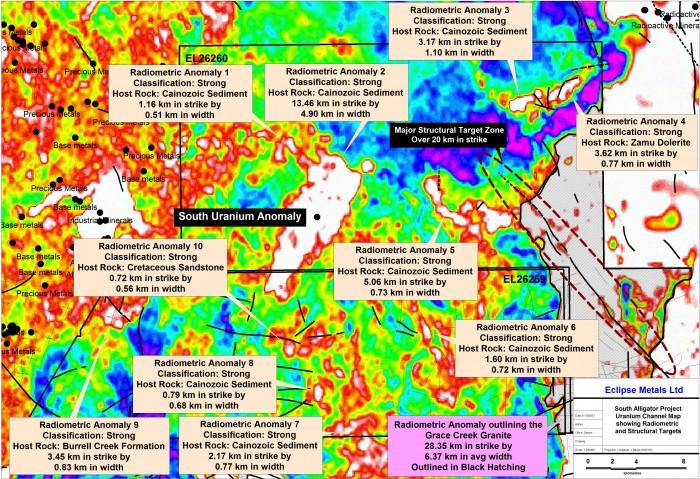 ELA26259_26260 Uranium Map