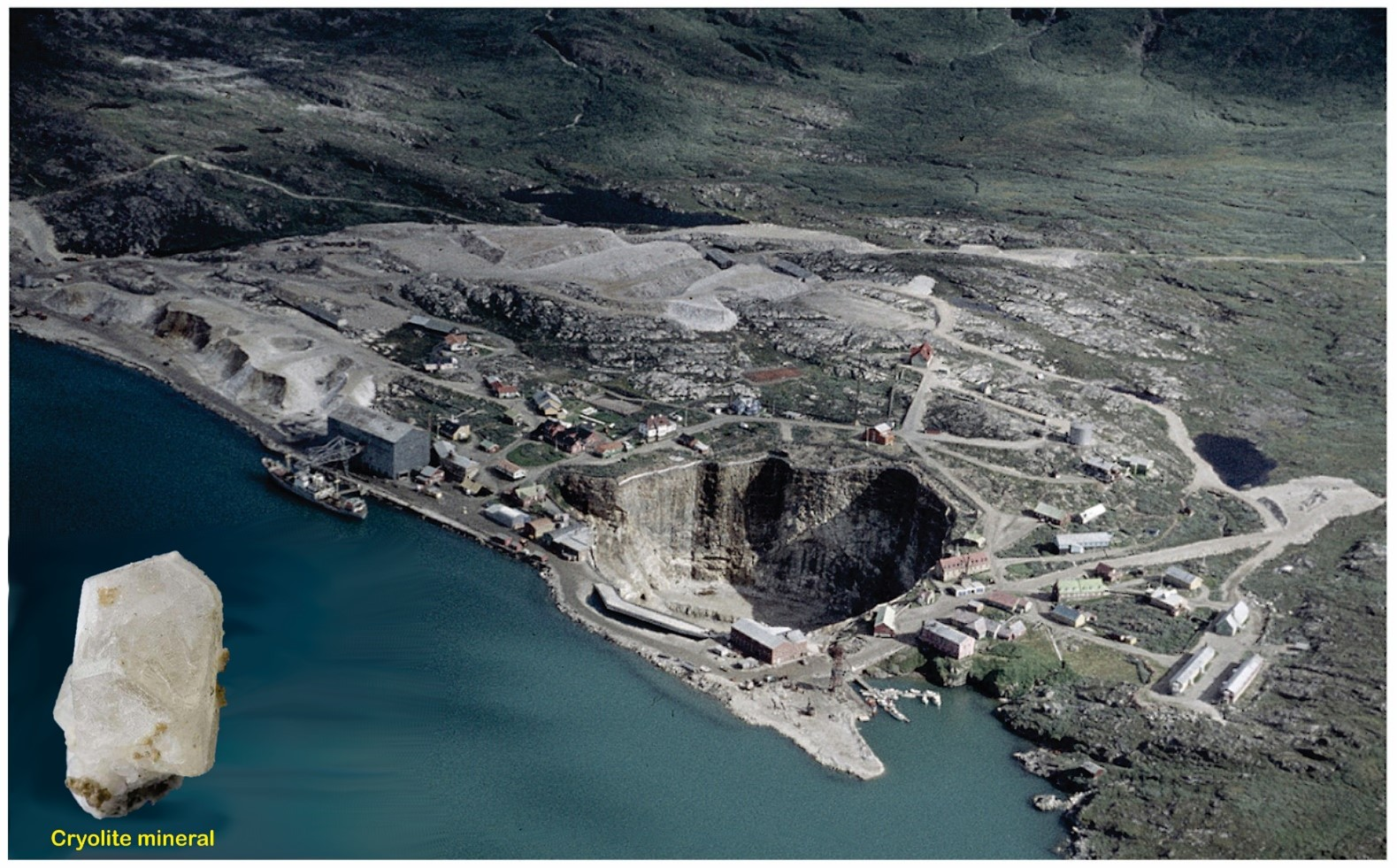 Cryolite Mine